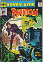 Harvey Hits The Phantom Comic Book #6 Harvey 1958 VERY FINE+ - £139.87 GBP
