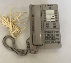 vintage cortelco business push button multi function phone sold as is fo... - $21.73