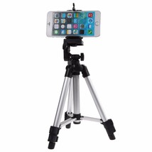 Camera Tripod Professional Dslr Phone Mount Head Stand Aluminum Portable Travel