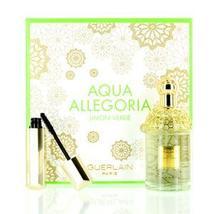 Aqua Allegoria Limon Verde by Guerlain Set For Women - $52.99