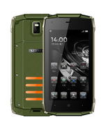 "servo h6 quad core green waterproof 5.0mp camera 4.5"" rugged android sma... - $89.99"