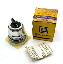 Square D 9001KS-88B Selector Switch Operator  4 Position (4 Available) - $17.99