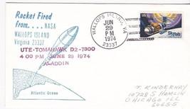 UTE-TOMAHAWK D2-7300 ALADDIN WALLOPS ISLAND, VA JUN 29 1974 - $1.78