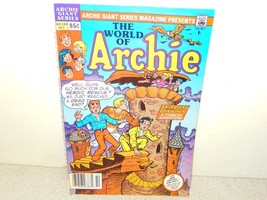 VINTAGE COMIC-ARCHIE COMICS- THE WORLD OF ARCHIE # 599- OCT. 1989  - GOO... - $2.93