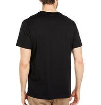 Men's Psycho Bunny Short Sleeve Rawson Graphic Tee Skull Logo Black T-Shirt image 3