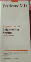 Perricone MD Vitamin C Ester Brightening Serum NIB 1 fl oz - $50.00