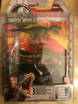Jurassic World Mini Dino Baryonyx, Ankylosaurus, Metallic Blue Figures, ... - $13.35
