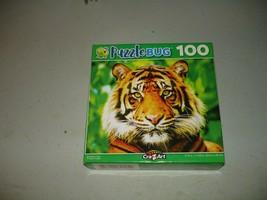 Cra-Z-Art Puzzle 100 Pieces Sumatran Tiger, Brand New, Sealed - $3.95