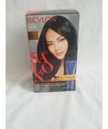 Revlon Salon Color 2B Intense Blue Black Hair Color - $25.74