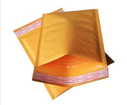 18000 #000 4x8 Kraft Bubble Mailer Padded Envelopes Paper Mailers Bags b... - $1,125.28