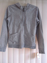Juniors Mudd Gray Sweatshirt Size Medium NWT - $6.79