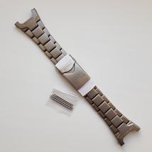 Genuine Watch Band Titanium Bracelet Casio PRG-40T-7V PAG-240T-7E PRG-24... - $106.60