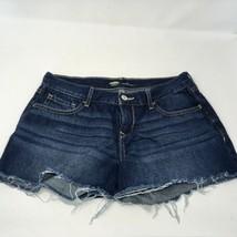 Old Navy Jean Shorts, Size 2 Regular, Raw Hem, - $13.96