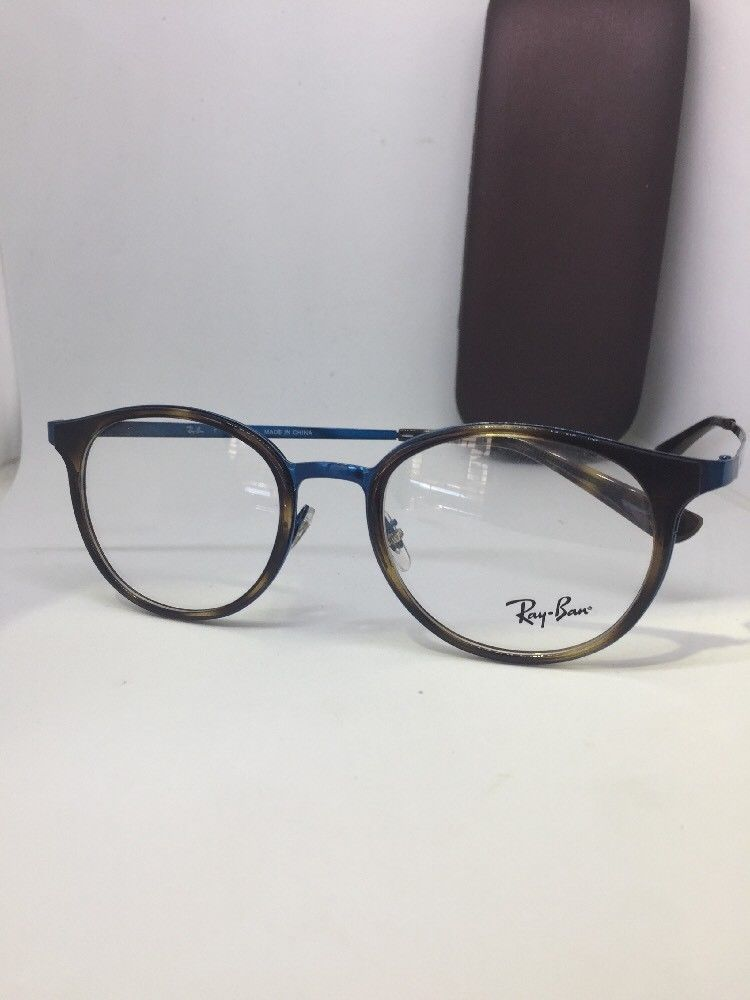 cf48be741a NEW Authentic Ray Ban RB 6372M 2924 Havana and 8 similar items. S l1600