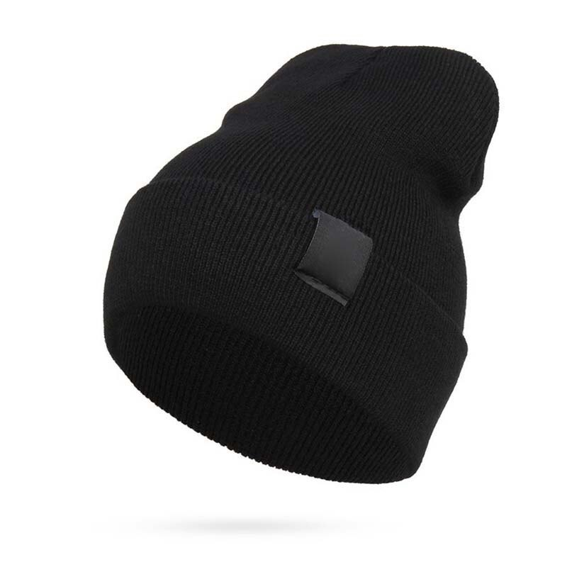 Primary image for Winter Hats for Men Women Casual Beanies Warm Knitted Hat Fashion Hip-hop Beanie
