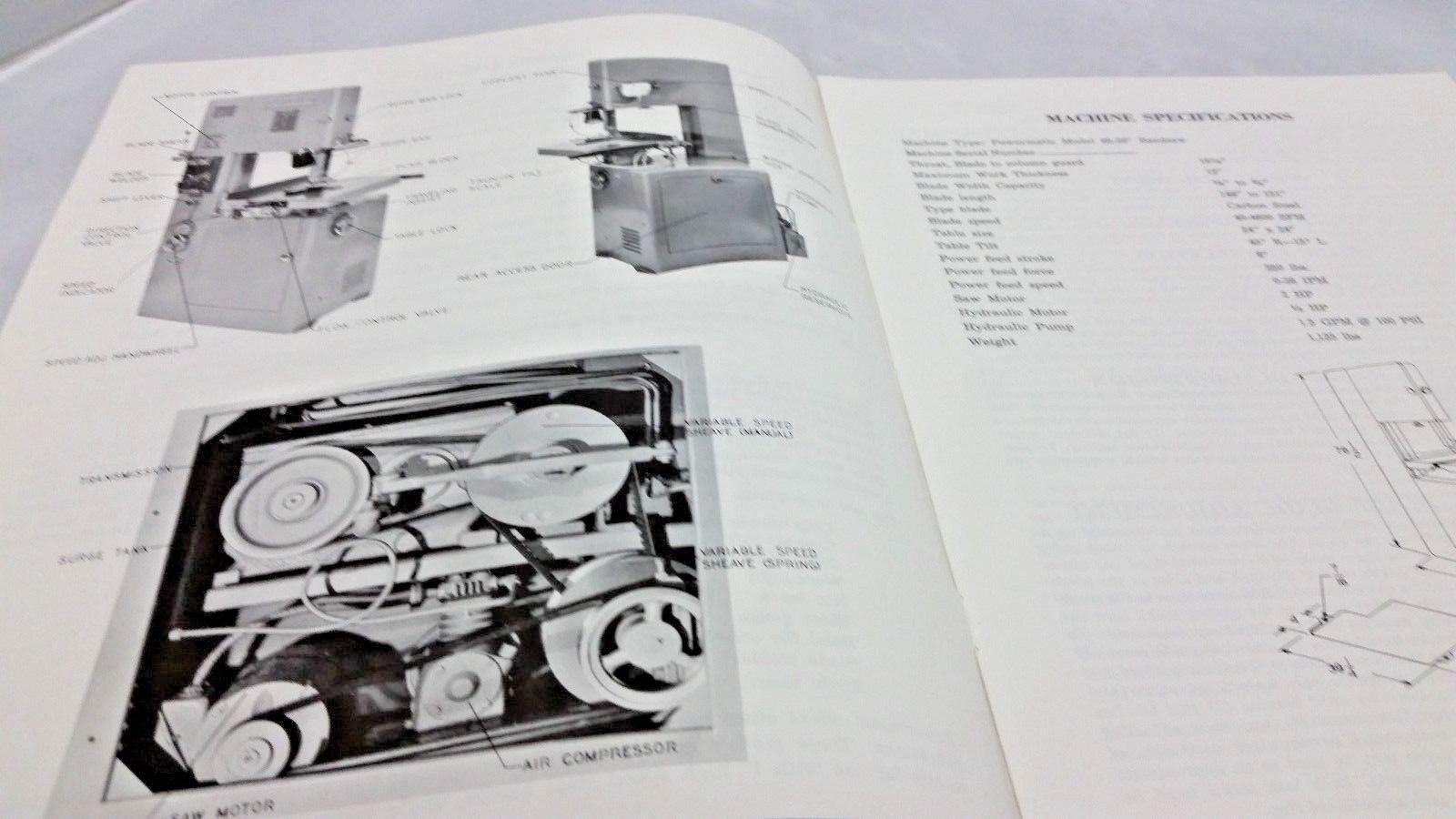 Powermatic Model 89 20