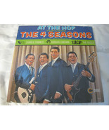 Four 4 Seasons At The Hop The Buggs Coronet CX-244 Mono LP Record Open S... - $24.99
