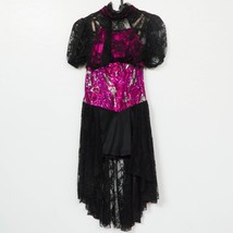 Costume Gallery Make An Entrance Dance Costume Small 17383 Shortie Unita... - $25.73