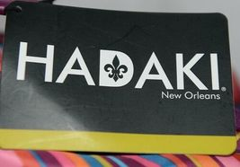 Hadaki Brand HDK879 Multi Color Chevron Plane Hopping Roller Suitcase image 9