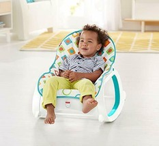 Infant Rocker Chair Baby Seat Bouncer Swing Newborn Toddler Portable Sle... - $54.29