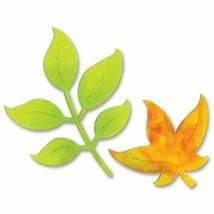 Leaves Originals Die by Sizzix - $12.64