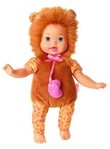 Little Mommy Dress Up Cuties Lion Doll - $15.38