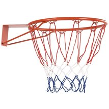 Supra Basketball Ring Hoop Net Wall Mounted Outdoor Hanging Basket - $41.99