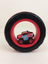 Little Tikes Tire Racers Monster Truck Rolling Wheel Kid Powered Pull Ba... - $13.32