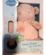 B Cloud Sleep Sheep On The Go 2016 New Old Stock - $19.80