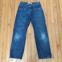 Levis 550 Boys Size 18 Relaxed Fit Jeans 29 X 29 - $11.26