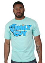 Famous Stars and Straps FM01150129 Mint Green or Charcoal Family Guy T-Shirt NWT image 2