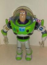 "Buzz Lightyear Disney Pixar Toy Story  12"" Talk... - $14.95"