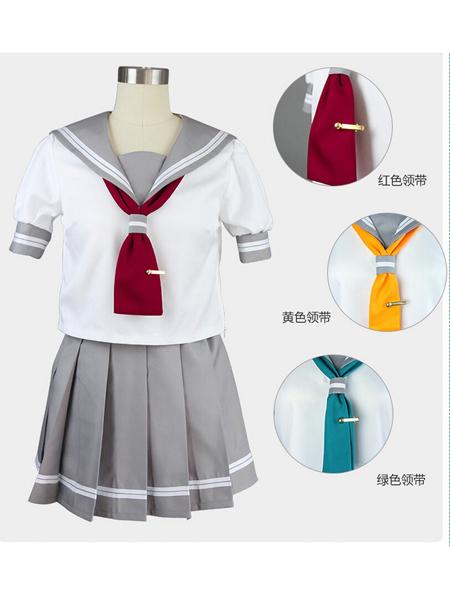 Aqours Cosplay Love Live! Sunshine!! Aqours School Uniform Costume for sale  USA
