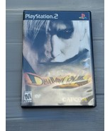 Devil May Cry 2 - Sony PlayStation 2 PS2 - TWO DISCS - 100% COMPLETE & T... - $11.29