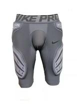 Nike Sz L Pro Hyperstrong 5 Pad Girdles 838432-021 Men's New Grey - $39.10