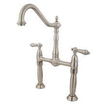 Victorian Two Handle Vessel Sink Faucet - $308.73
