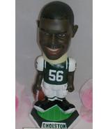 NFL NY JETS Bobble Head Doll Vernon Gholston Outside Line Backer New in Box - $13.99