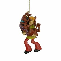 Jim Shore Scooby Doo Shaggy Holding Scooby Hanging Ornament 6007255 - $23.66