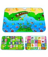 Multi Purpose Moisture Proof Mat Baby Crawling Picnic Mat Use Foam Surfa... - $30.38