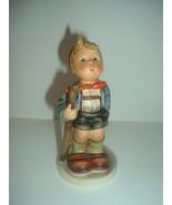 Hummel HUM 16 Little Hiker Boy Figurine TMK 5 - $34.99