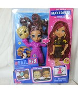 Failfix Loves Glam Doll Day Look Moose Toys Brand New Fail Fix Makeover  - $39.99