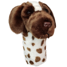 German Shorthaired Pointer Daphne Head Cover-  460CC friendly Driver  - $22.72