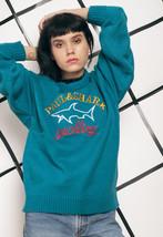 Paul  &  Shark knit jumper - 90s vintage sweater - $52.10