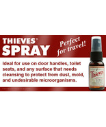 BRAND NEW Thieves Spray Young Living Essential Oil Blend 1oz Bottle~SEALED - $19.99