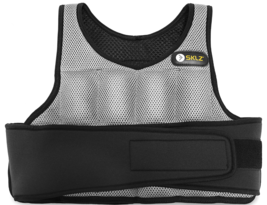 SKLZ Flexible Weighted Variable Weight Weighted Training Vest Adjustable Strap