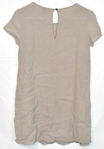 Forever 21 Women's Stone Gray Textured T-Shirt Dress Size S image 2