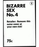 Bizarre Sex #4, 3rd print 1975 Kitchen Sink, - $12.85