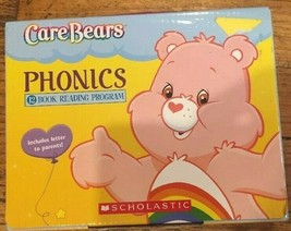 Care Bears Phonics 12 Book Reading Program Homeschooling Reading Practice  - $21.46