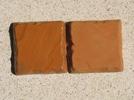 """15 - 6x6""""x1.5"""" Concrete Cobblestone Patio Paver Molds Make 100s for Pennies Each image 8"""