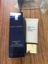 Estee Lauder Double Wear Light Stay-in-Place Makeup Intensity 6.5 1Fl Oz NEW - $31.12